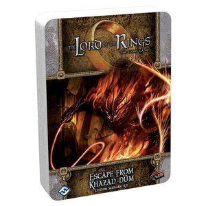 Fantasy Flight Games Lord of the Rings LCG: Escape from Khazad-dûm Custom Scenario Kit