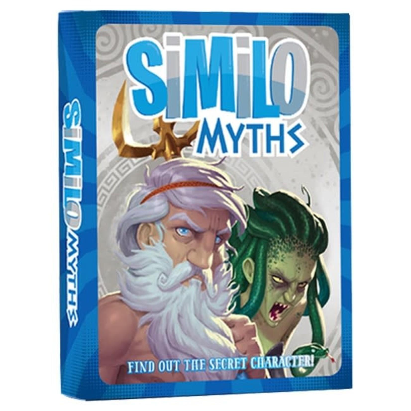 Horrible Guild Similo: Myths