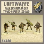 Dust Dust 1947: FALLSCHIRMJÄGER Tank Hunter Squad