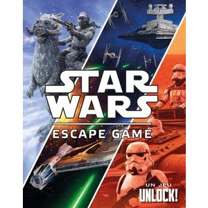 Asmodee Editions Unlock! : Star Wars Escape Game