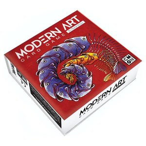 CMON Modern Art: The Card Game
