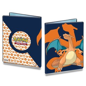Pokemon International Ultra Pro: Pokemon - Charizard 9-Pocket Portfolio