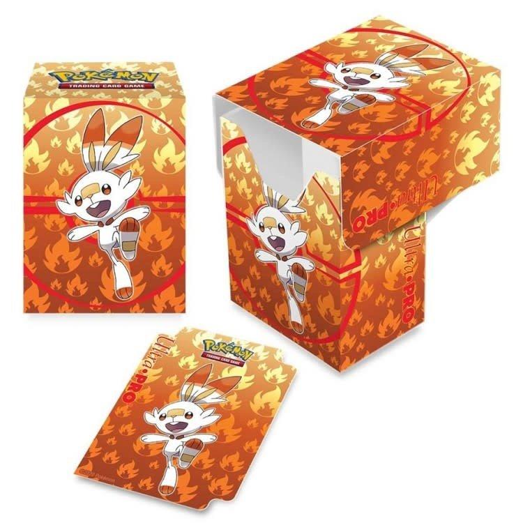Ultra Pro Ultra Pro: Deck Box - Pokemon Scorbunny