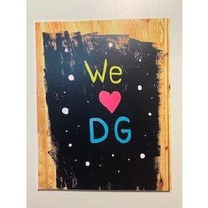 DG Community Poster 8x10