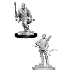WizKids D&D Nolzur's Marvelous Miniatures: Human Male Ranger (W11)