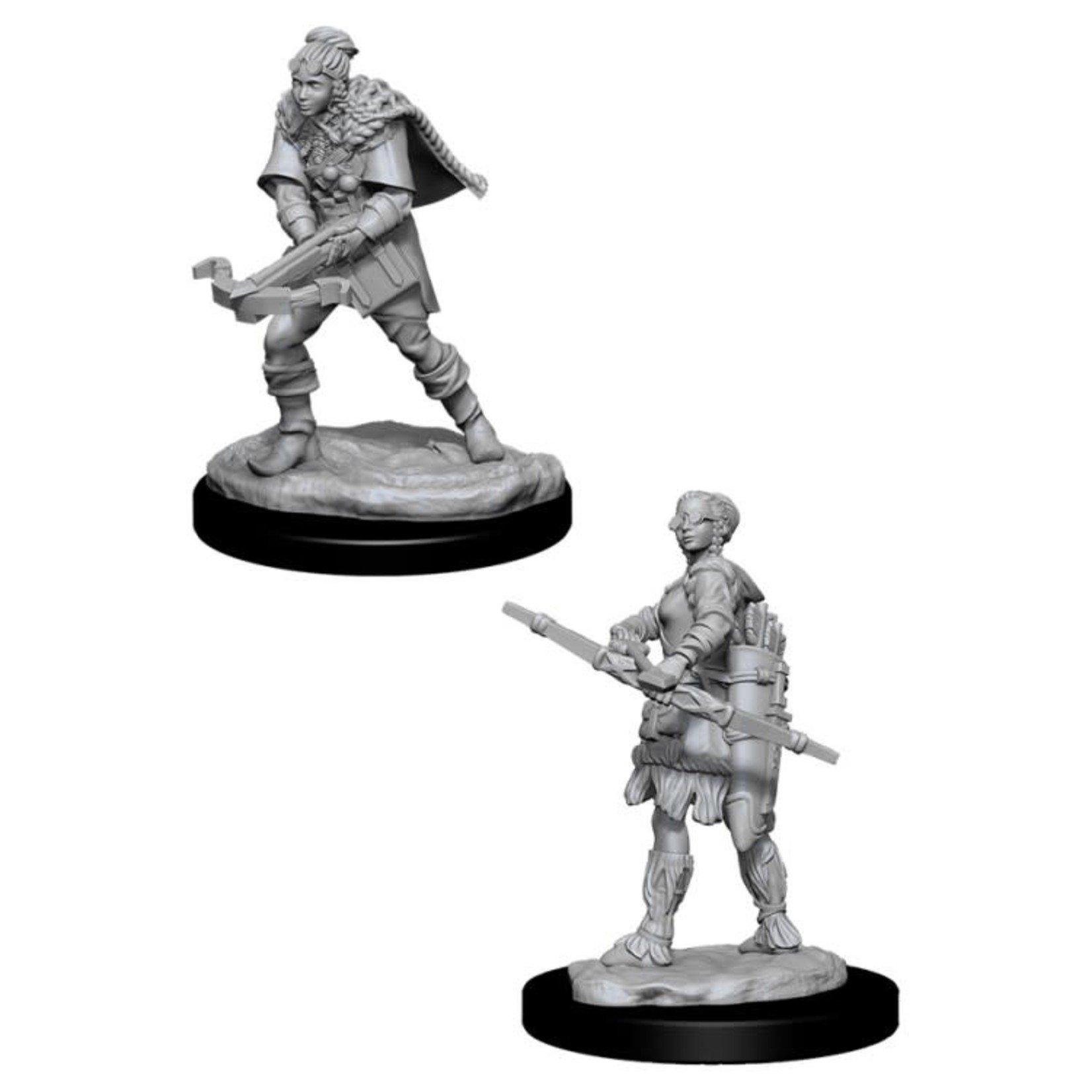 WizKids D&D Nolzur's Marvelous Miniatures: Human Female Ranger (W11)