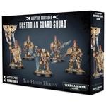 Games Workshop Warhammer 40k: Adeptus Custodes - Custodian Guard Squad