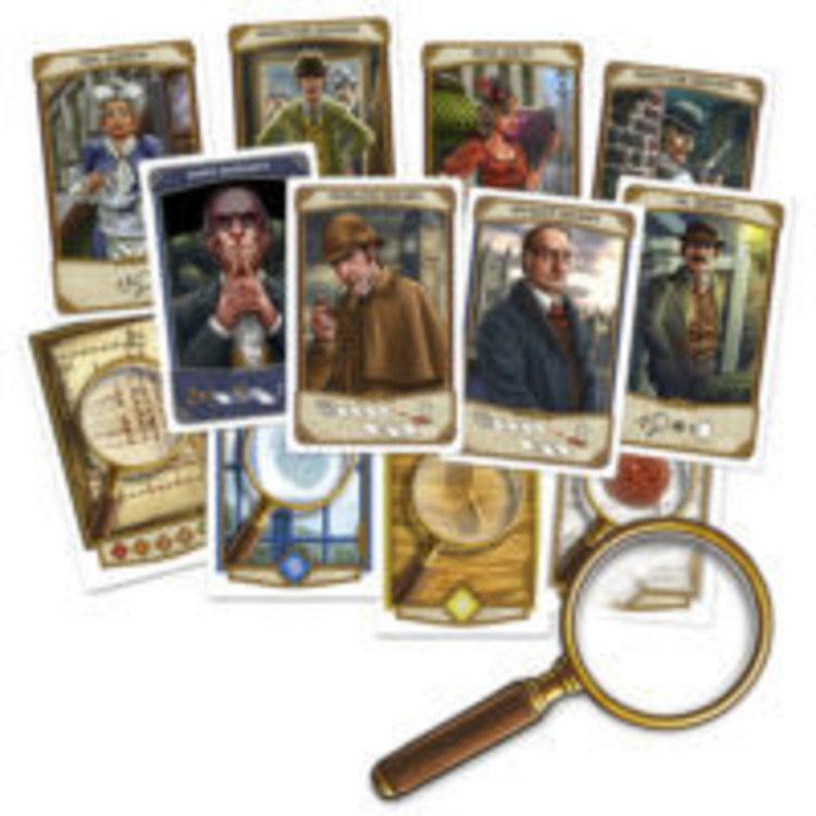 Devir Holmes: Sherlock & Mycroft