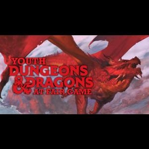 Fair Game YDND July 2020 Season - Additional Three Sessions