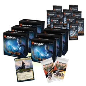Wizards of the Coast PREORDER - Magic the Gathering Core 2021 Prerelease At Home Kit