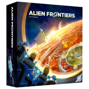 Starling Games Alien Frontiers - 5th Edition