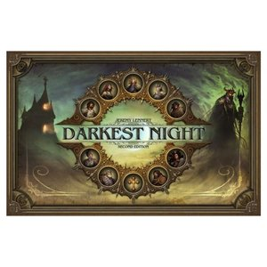 Victory Point Games Darkest Night 2nd Edition