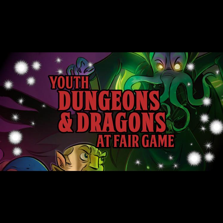 Fair Game YDND July 2020 Season - Group 4 Table 2 - MWF 4:30-6:30 PM