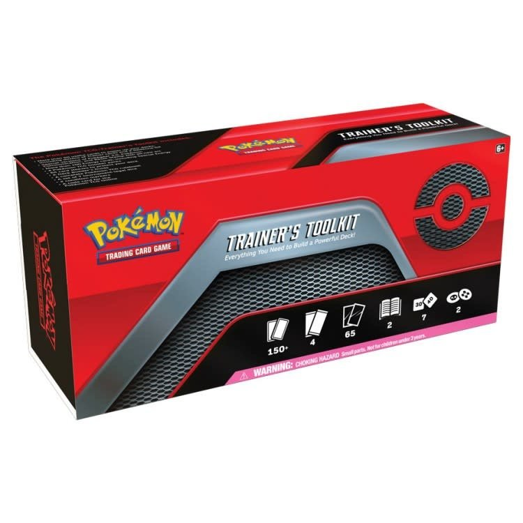 Pokemon International Pokemon Trainers Toolkit