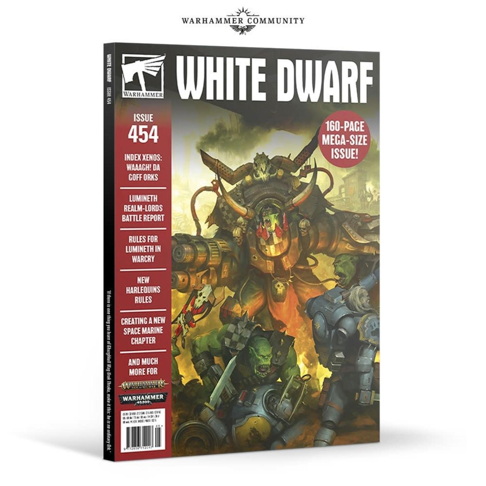 Games Workshop White Dwarf 2020 - July (454)