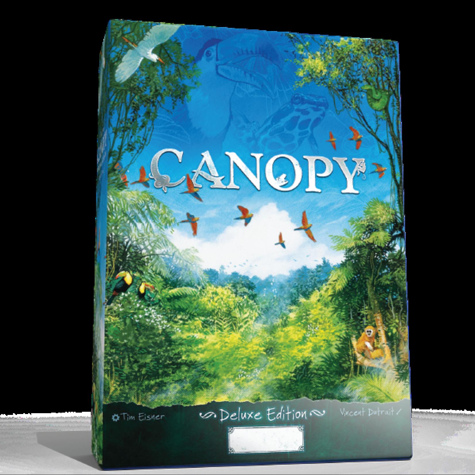 Weird City Games Canopy (Kickstarter) - Deluxe Edition