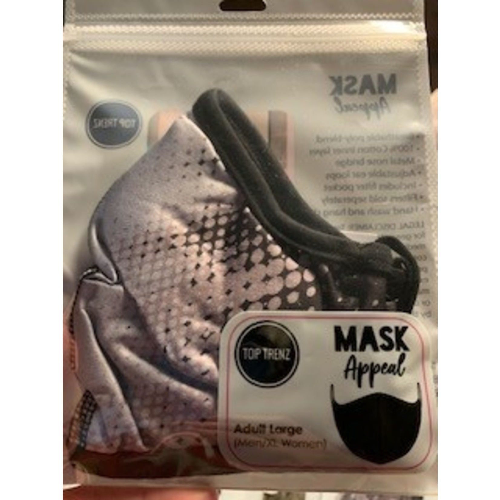 Reusable Adult Face Mask