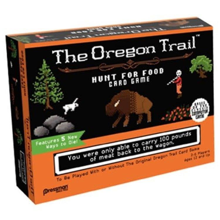 Jax Ltd Oregon Trail: Hunt for Food