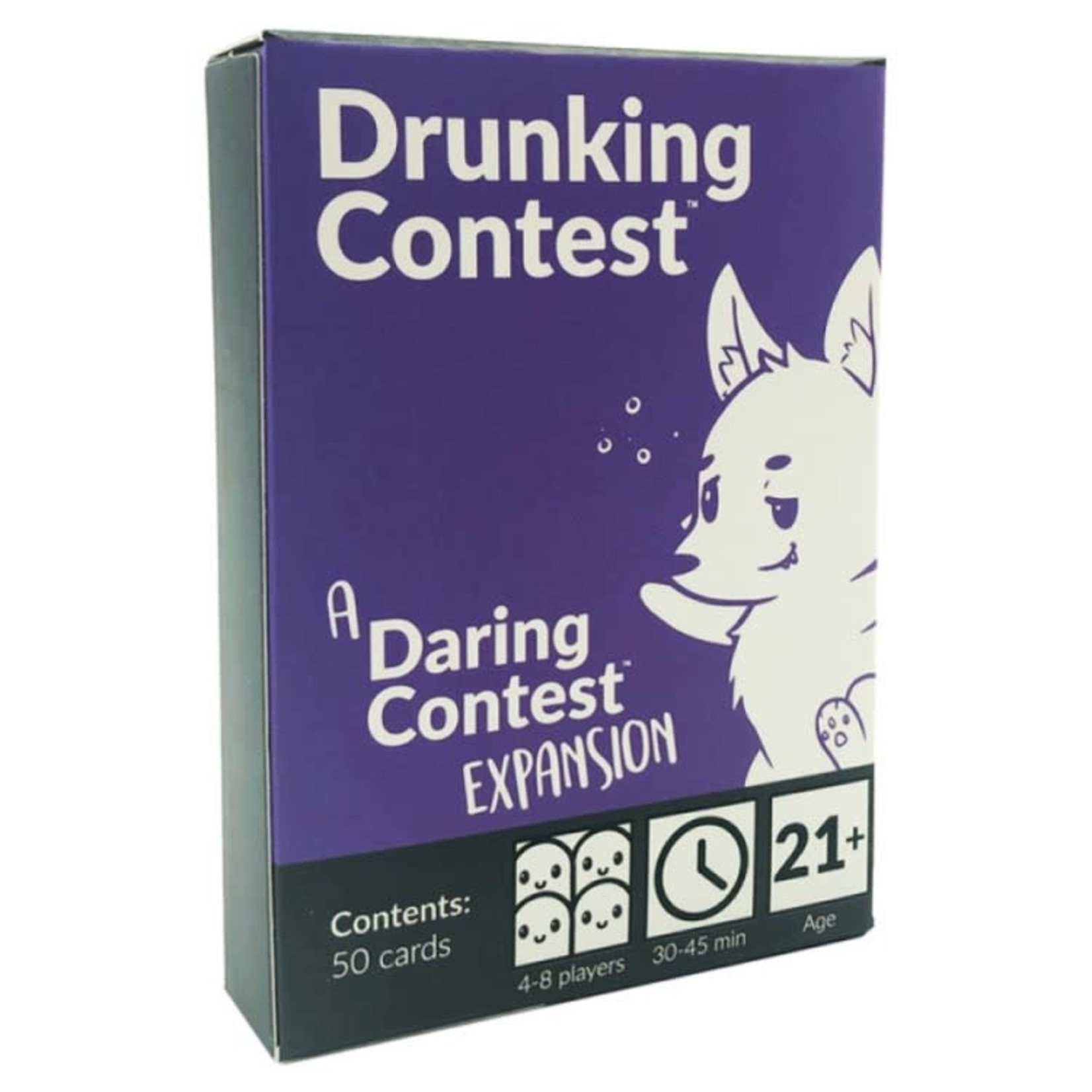TeeTurtle Daring Contest: Drinking Expansion