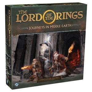 Fantasy Flight Games The Lord of the Rings: Journeys in Middle-Earth Shadowed Paths Expansion