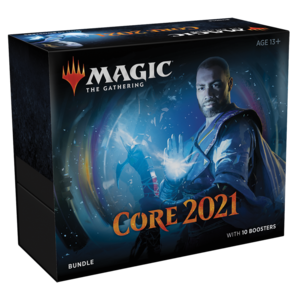 Wizards of the Coast Magic the Gathering - Core 2021: Bundle