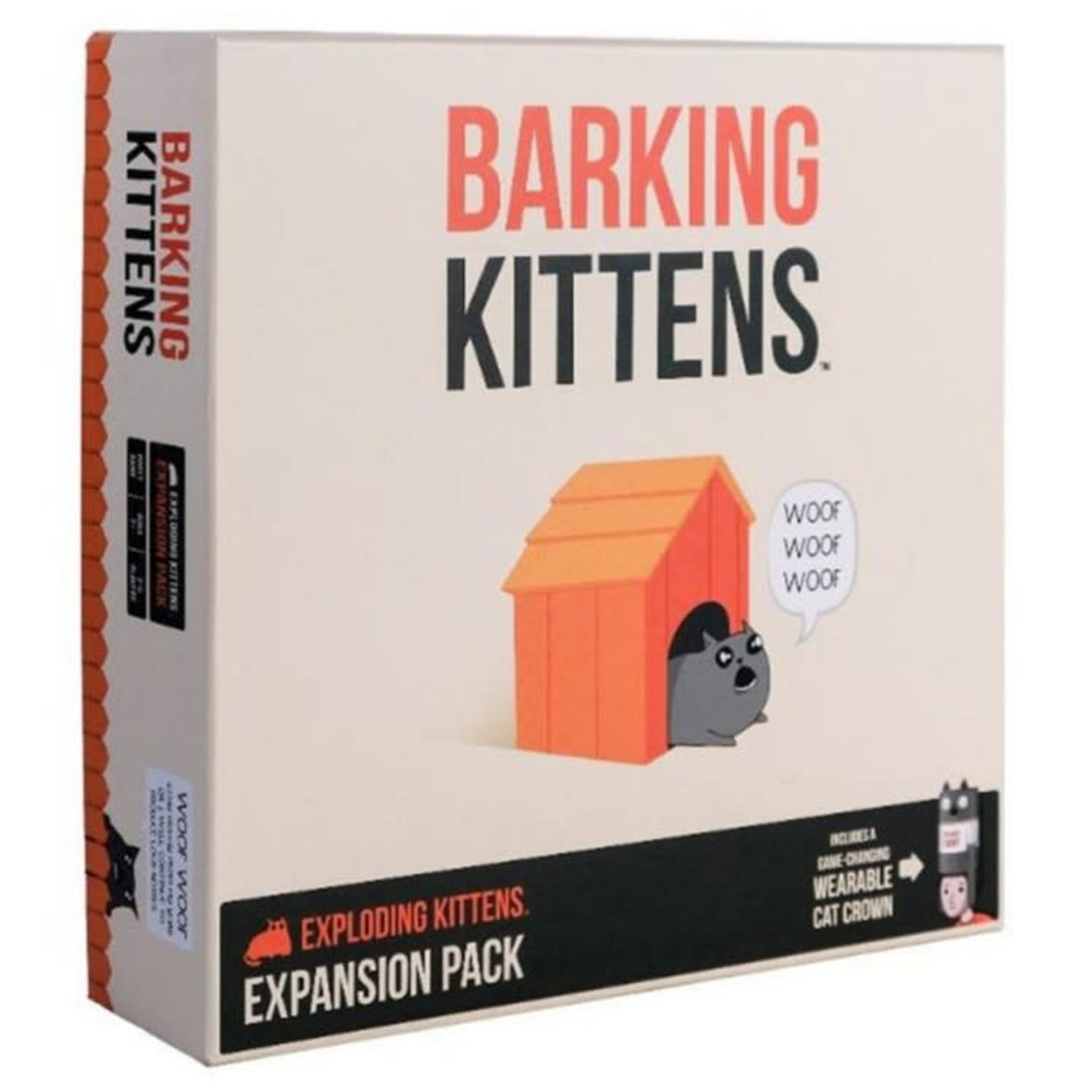 Exploding Kittens Exploding Kittens: Barking Kittens