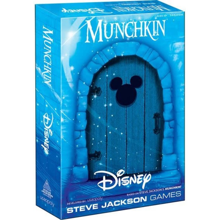 USAoploy Munchkin: Disney