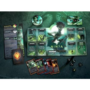 Roxley Games Dice Throne Season One: ReRolled Box 4 Treant v Ninja