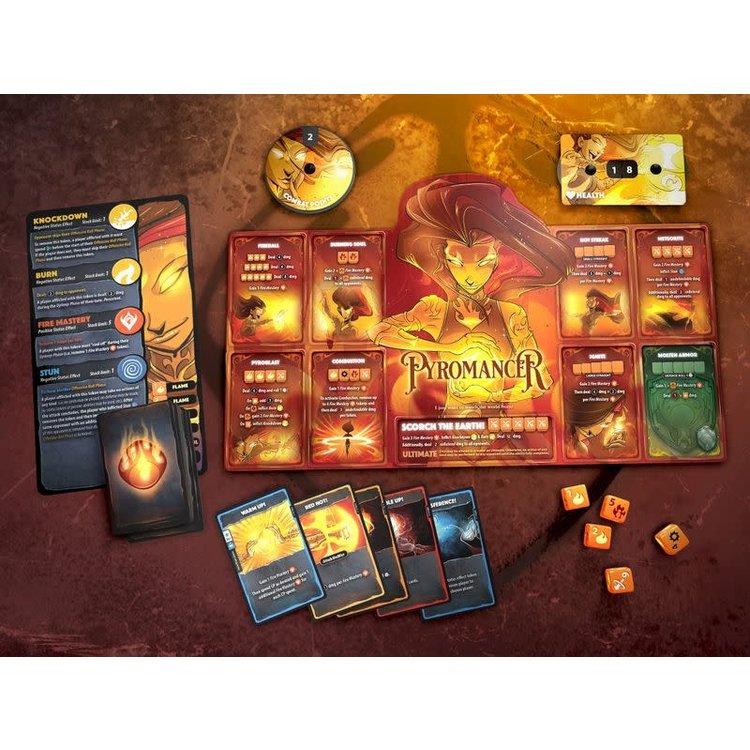 Roxley Games Dice Throne Season One: ReRolled Box 3 Pyromancer v Shadow Thief