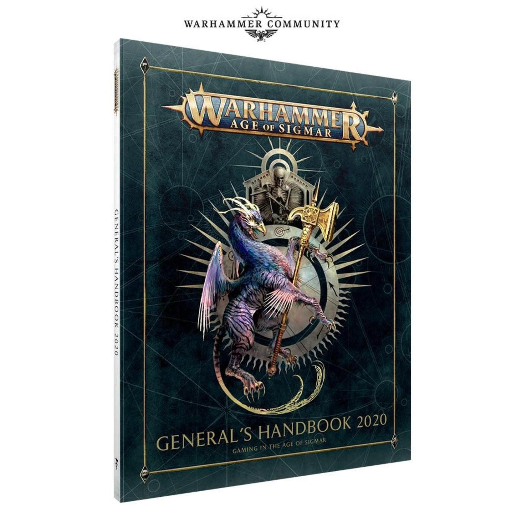 Games Workshop Warhammer: Age of Sigmar: General's Handbook 2020