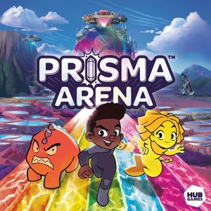 Asmodee Editions Prisma Arena