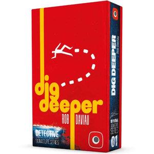 Portal Games Dectective: Dig Deeper