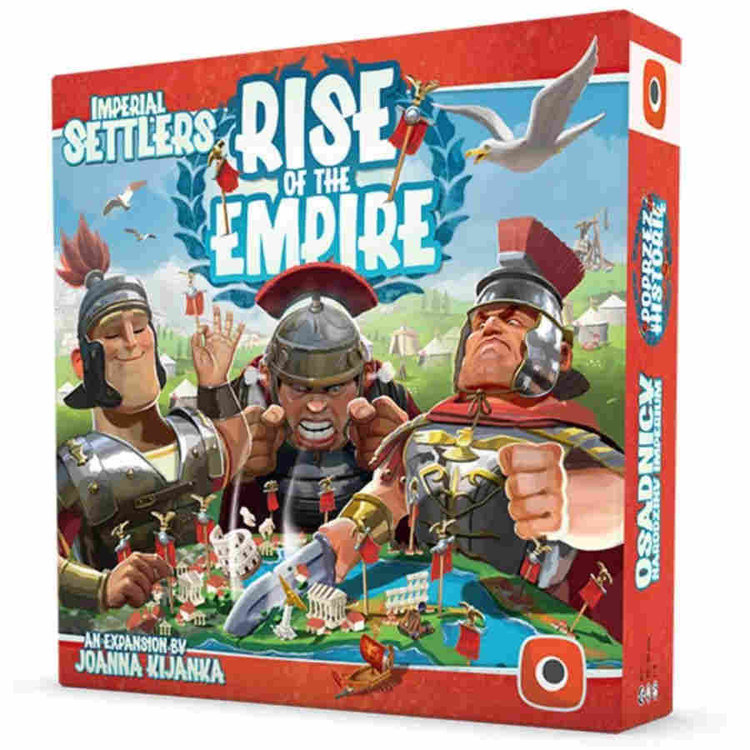 Portal Games Imperial Settlers: Rise of the Empire