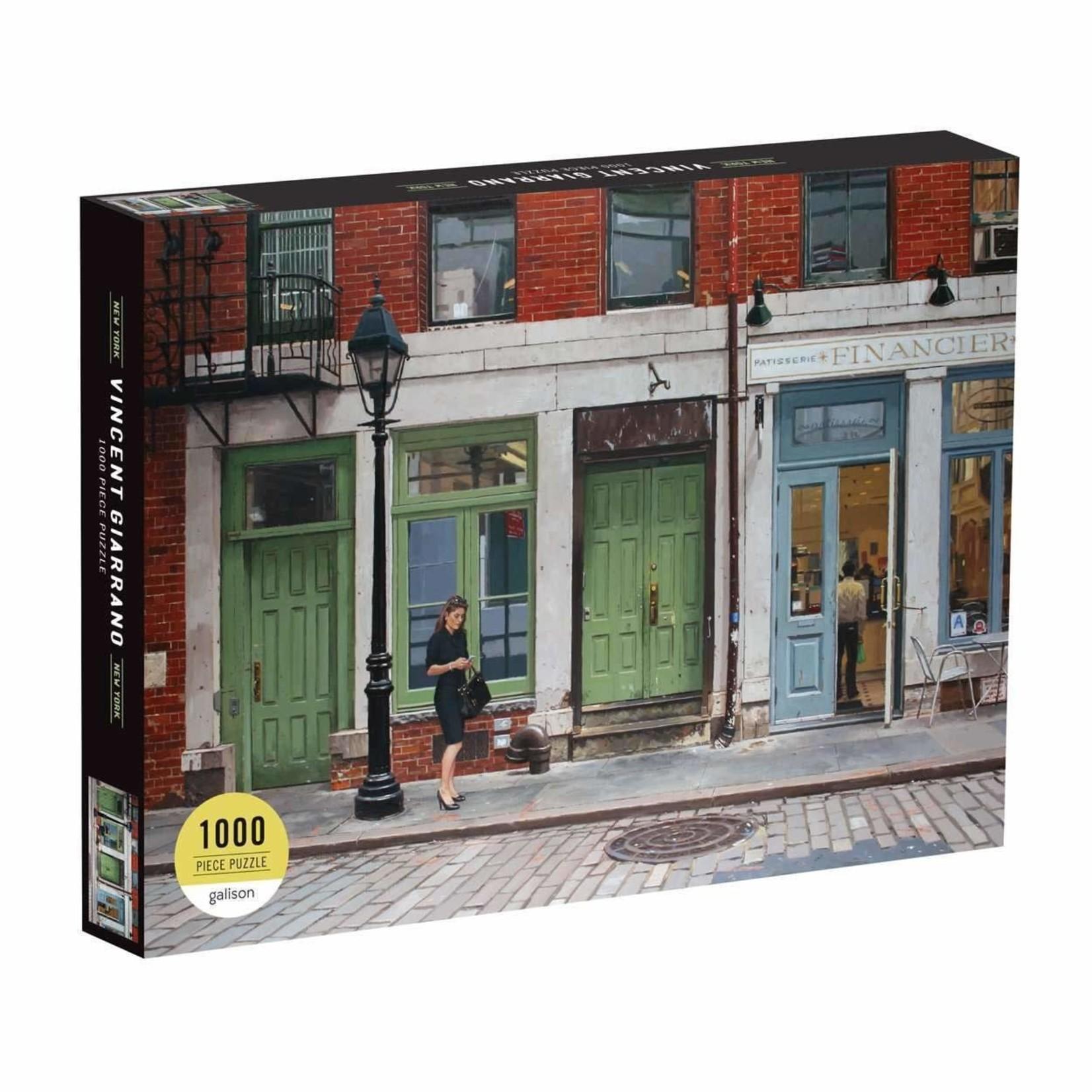 Galison Galison - 1000 Piece Puzzle: Vincent Giaranno - New York