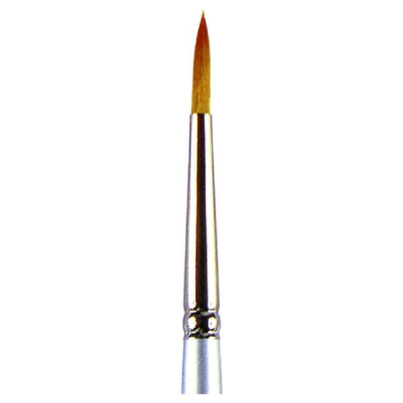 Vallejo Vallejo: Synthetic Toray Round Brush No.4