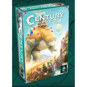 Plan B Games Century Spice Road - Golem - Endless World