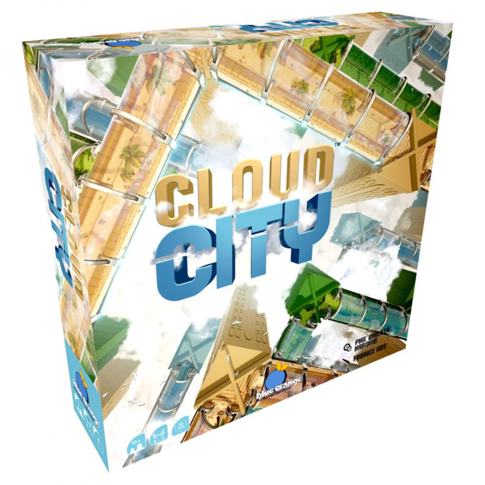 Blue Orange Games Cloud City