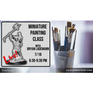 Barbarian Learn to Paint (Virtual Event - 7/18/2020)