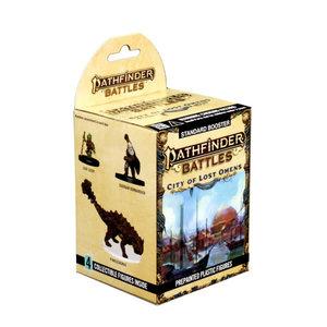 WizKids Pathfinder Battles Prepainted Miniatures: City of Lost Omens Booster