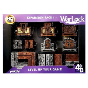WizKids Wizkids D&D WarLock Tiles: Expansion Box 1