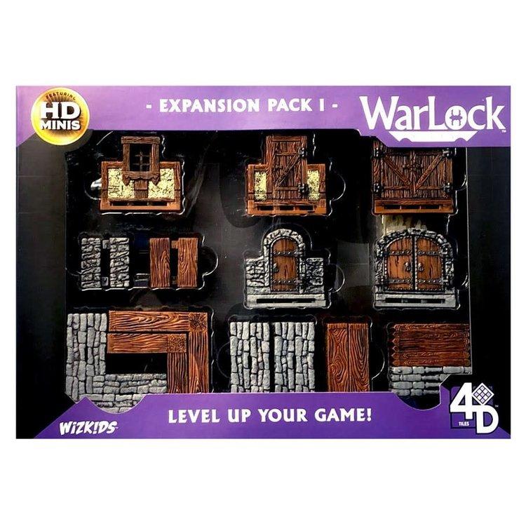 WizKids Wizkids D&D WarLock Tiles: Expansion Box 1