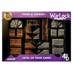 WizKids Wizkids D&D WarLock Tiles: Stairs and Ladders