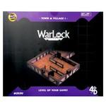 WizKids Wizkids D&D WarLock Tiles: Town and Village
