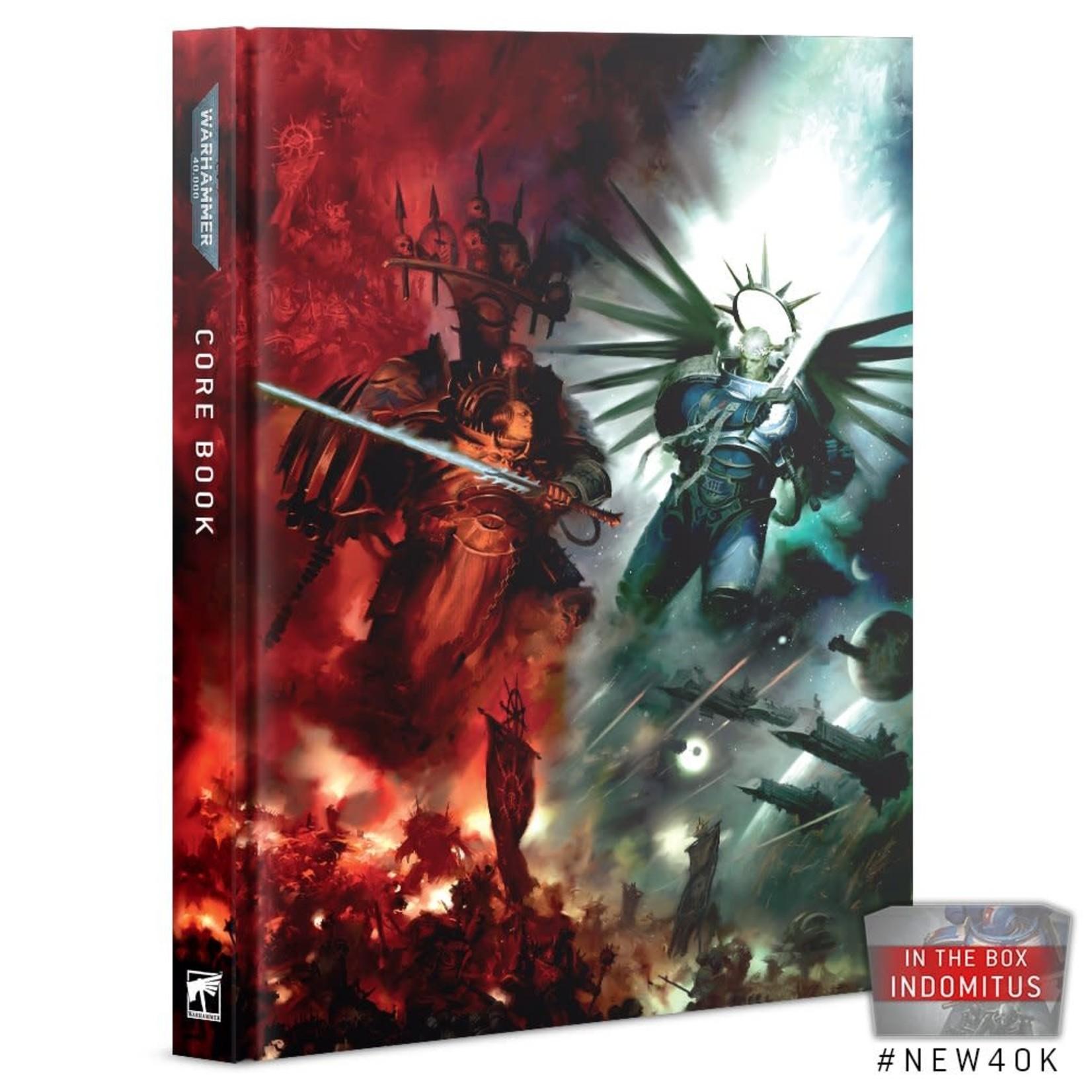 Games Workshop Warhammer 40k: Indomitus