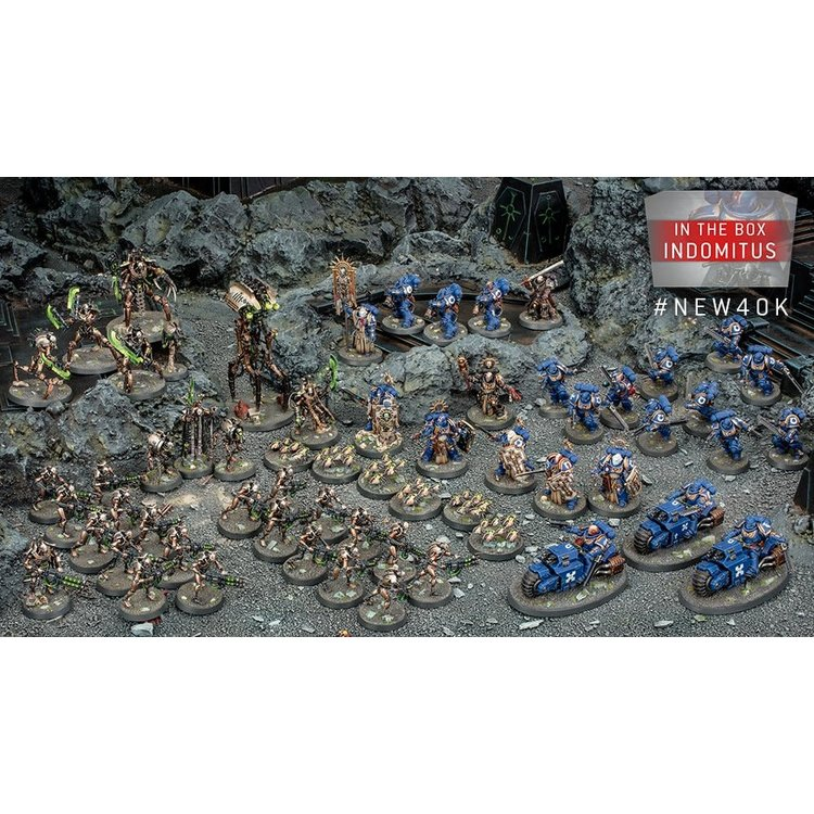 Games Workshop Warhammer 40k: Indomitus