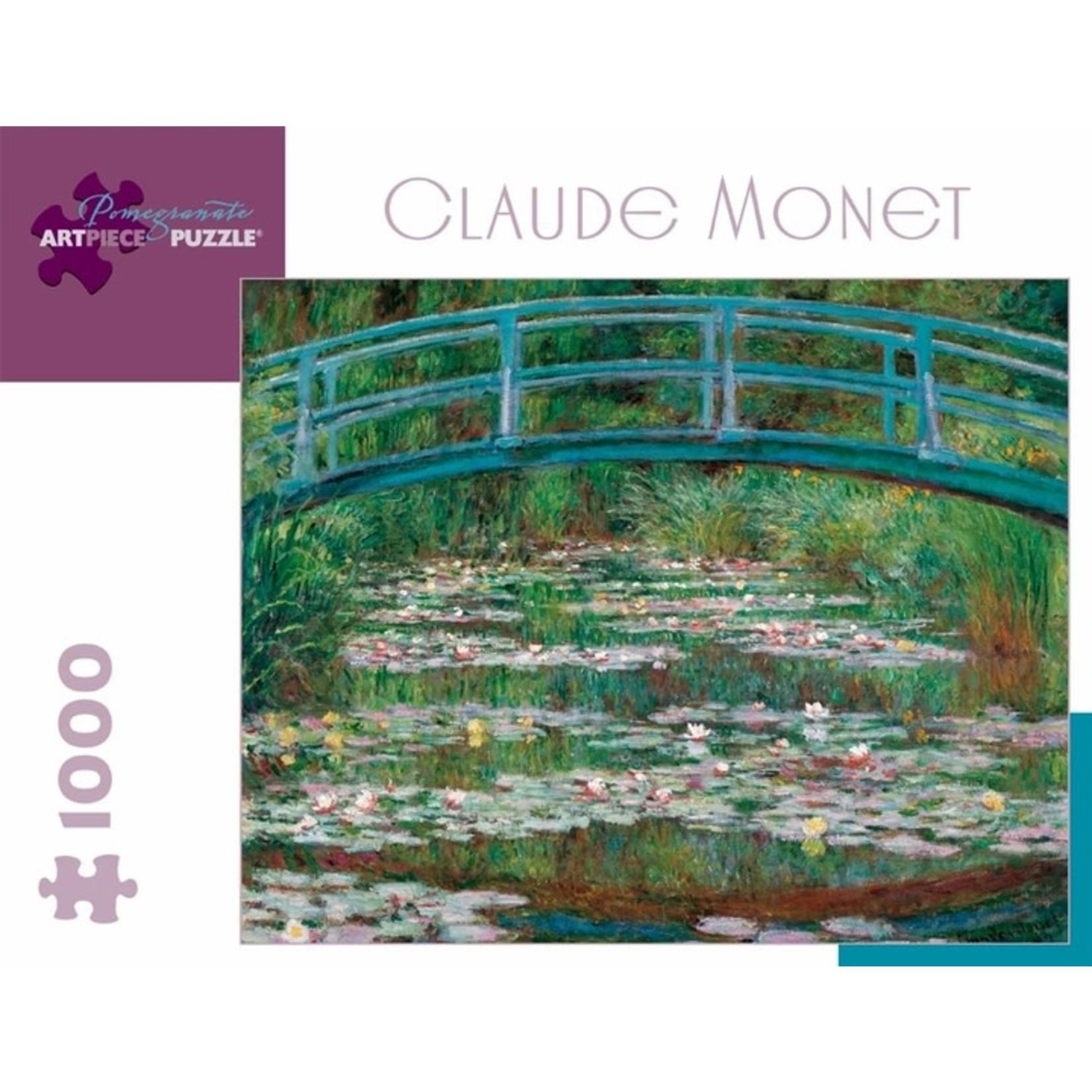 Pomegranate Pomegranate - 1000 Piece Puzzle: Claude Monet