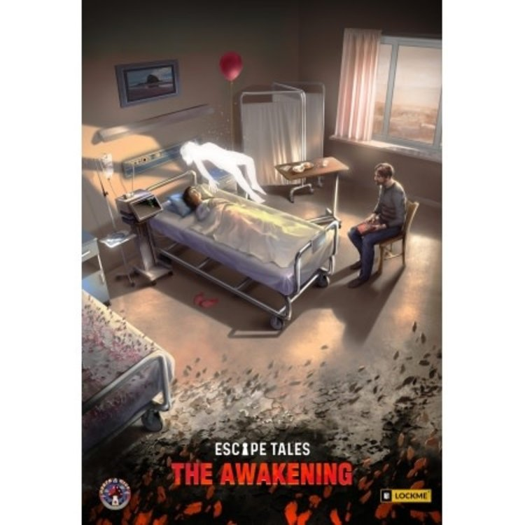 Board and Dice Escape Tales - The Awakening