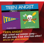 Bully Pulpit Fiasco RPG: Teen Angst Expansion Pack