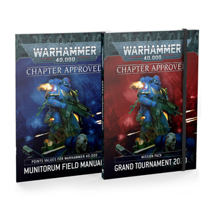 Games Workshop Warhammer 40k: Chapter Approved 2020
