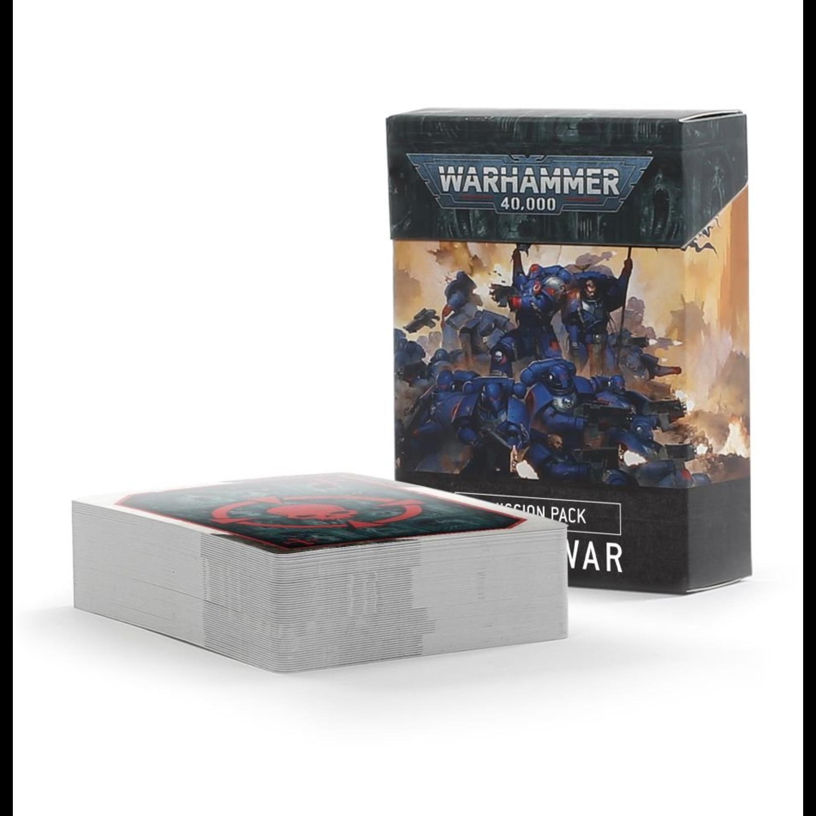 Games Workshop Warhammer 40k: Mission Pack: Open War